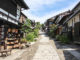 長野県の美ヶ原高原から馬籠宿へ
